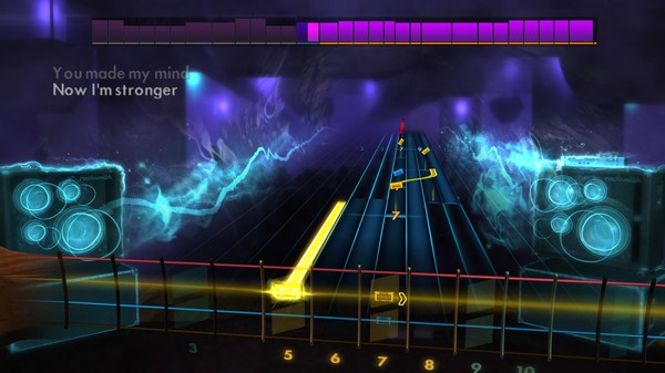 "Скриншот №4 к Rocksmith® 2014 Edition – Remastered – Heart - ""Straight On"""