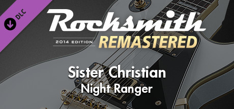 "Rocksmith® 2014 Edition – Remastered – Night Ranger – ""Sister Christian"""