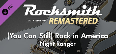 "Rocksmith® 2014 Edition – Remastered – Night Ranger – ""(You Can Still) Rock in America"""