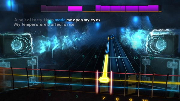 """Скриншот №4 к Rocksmith® 2014 Edition – Remastered – The Hollies - """"Long Cool Woman In a Black Dress"""""""