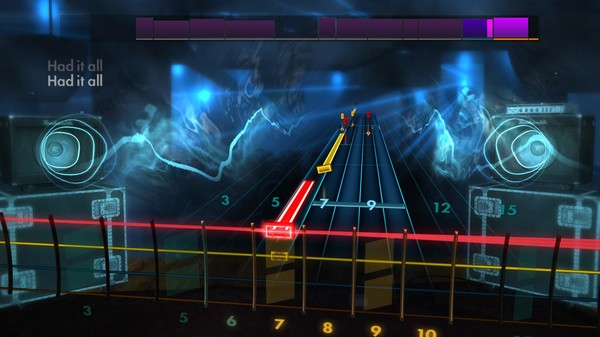 """Скриншот №5 к Rocksmith® 2014 Edition – Remastered – The Hollies - """"Long Cool Woman In a Black Dress"""""""