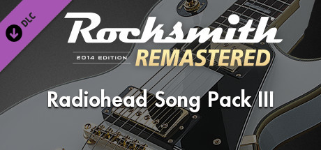 Rocksmith® 2014 Edition – Remastered – Radiohead Song Pack III