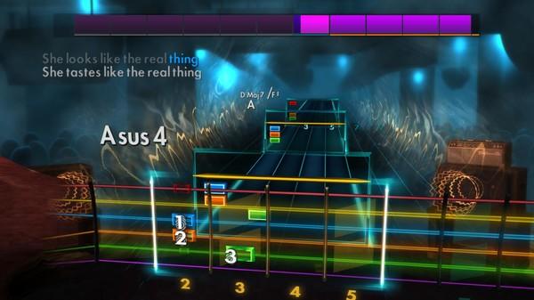 Скриншот №2 к Rocksmith® 2014 Edition – Remastered – Radiohead Song Pack III