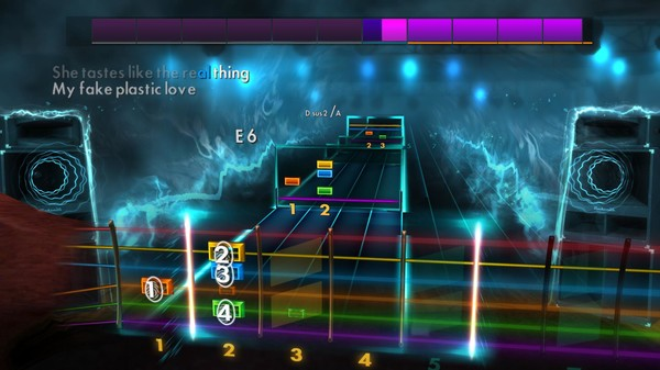 "Скриншот №3 к Rocksmith® 2014 Edition – Remastered – Radiohead - ""Fake Plastic Trees"""
