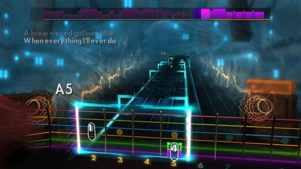"Скриншот №5 к Rocksmith® 2014 Edition – Remastered – Roxette - ""The Look"""