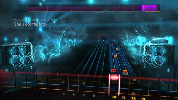 "Скриншот №4 к Rocksmith® 2014 Edition – Remastered – Roxette - ""The Look"""