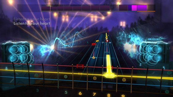"""Rocksmith® 2014 Edition – Remastered – Roxette - """"Listen to Your Heart"""" (DLC)"""