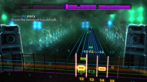 """Скриншот №1 к Rocksmith® 2014 Edition – Remastered – Cat Stevens - """"Father and Son"""""""