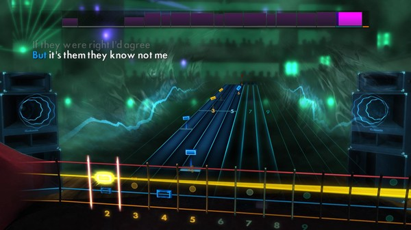 """Скриншот №4 к Rocksmith® 2014 Edition – Remastered – Cat Stevens - """"Father and Son"""""""