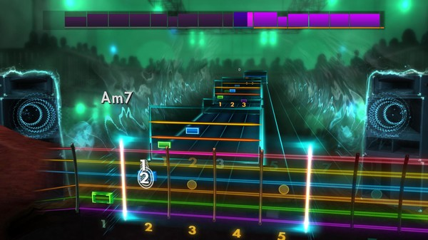 """Скриншот №2 к Rocksmith® 2014 Edition – Remastered – Cat Stevens - """"Father and Son"""""""