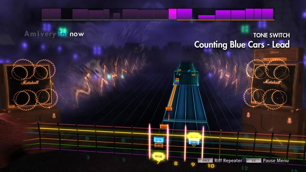 "Rocksmith® 2014 Edition – Remastered – Dishwalla - ""Counting Blue Cars"" (DLC)"