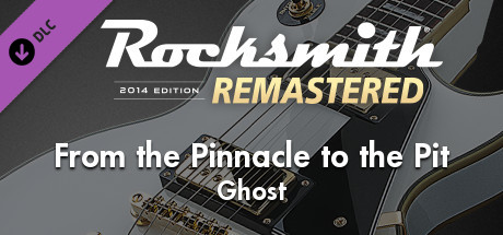 "Купить Rocksmith® 2014 Edition – Remastered – Ghost - ""From the Pinnacle to the Pit"" (DLC)"