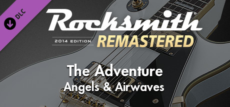 "Rocksmith® 2014 Edition – Remastered – Angels  Airwaves– ""The Adventure"""