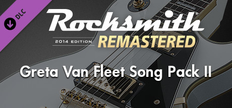 Rocksmith® 2014 Edition – Remastered – Greta Van Fleet Song Pack II