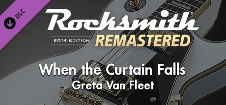 "Rocksmith® 2014 Edition – Remastered – Greta Van Fleet – ""When the Curtain Falls"""