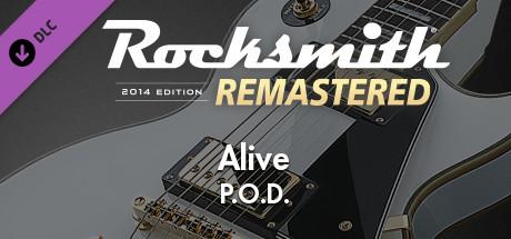 """Купить Rocksmith® 2014 Edition – Remastered – P.O.D. - """"Alive"""" (DLC)"""