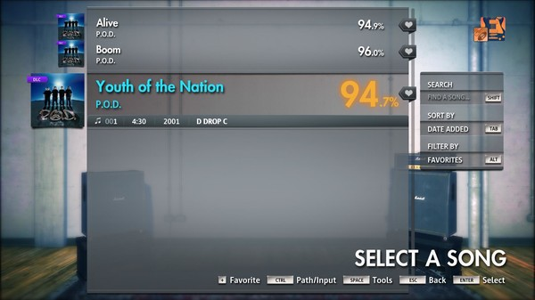"Rocksmith® 2014 Edition – Remastered – P.O.D. - ""Youth of the Nation"" (DLC)"