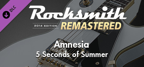 "Rocksmith® 2014 Edition – Remastered – 5 Seconds of Summer – ""Amnesia"""