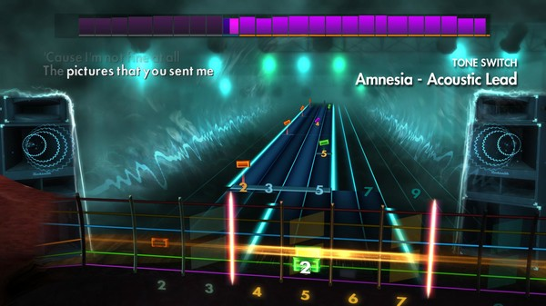 "Rocksmith® 2014 Edition – Remastered – 5 Seconds of Summer - ""Amnesia"" (DLC)"