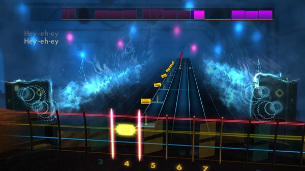 """Скриншот №4 к Rocksmith® 2014 Edition – Remastered – 5 Seconds of Summer - """"She Looks So Perfect"""""""