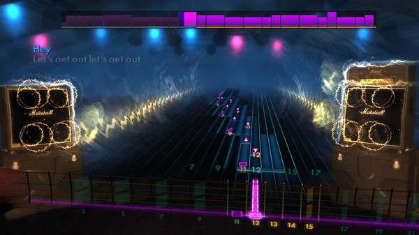 """Скриншот №5 к Rocksmith® 2014 Edition – Remastered – 5 Seconds of Summer - """"She Looks So Perfect"""""""