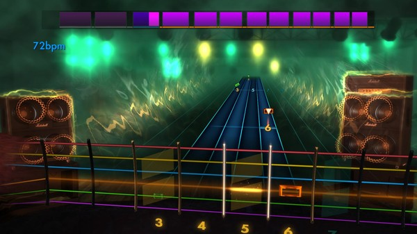 Скриншот №4 к Rocksmith® 2014 Edition – Remastered – Rocksmith Easy Exercises Vol. 1