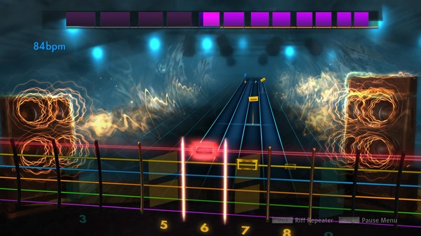 Скриншот №1 к Rocksmith® 2014 Edition – Remastered – Rocksmith Easy Exercises Vol. 1