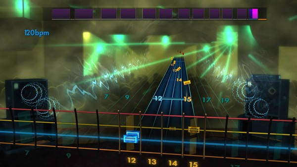 Скриншот №2 к Rocksmith® 2014 Edition – Remastered – Rocksmith Easy Exercises Vol. 1