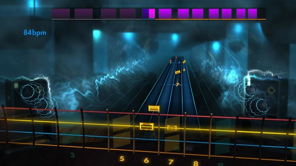 Скриншот №3 к Rocksmith® 2014 Edition – Remastered – Rocksmith Easy Exercises Vol. 1