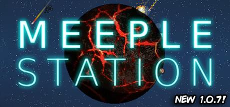 Meeple Station [Acesso Antecipado] Capa
