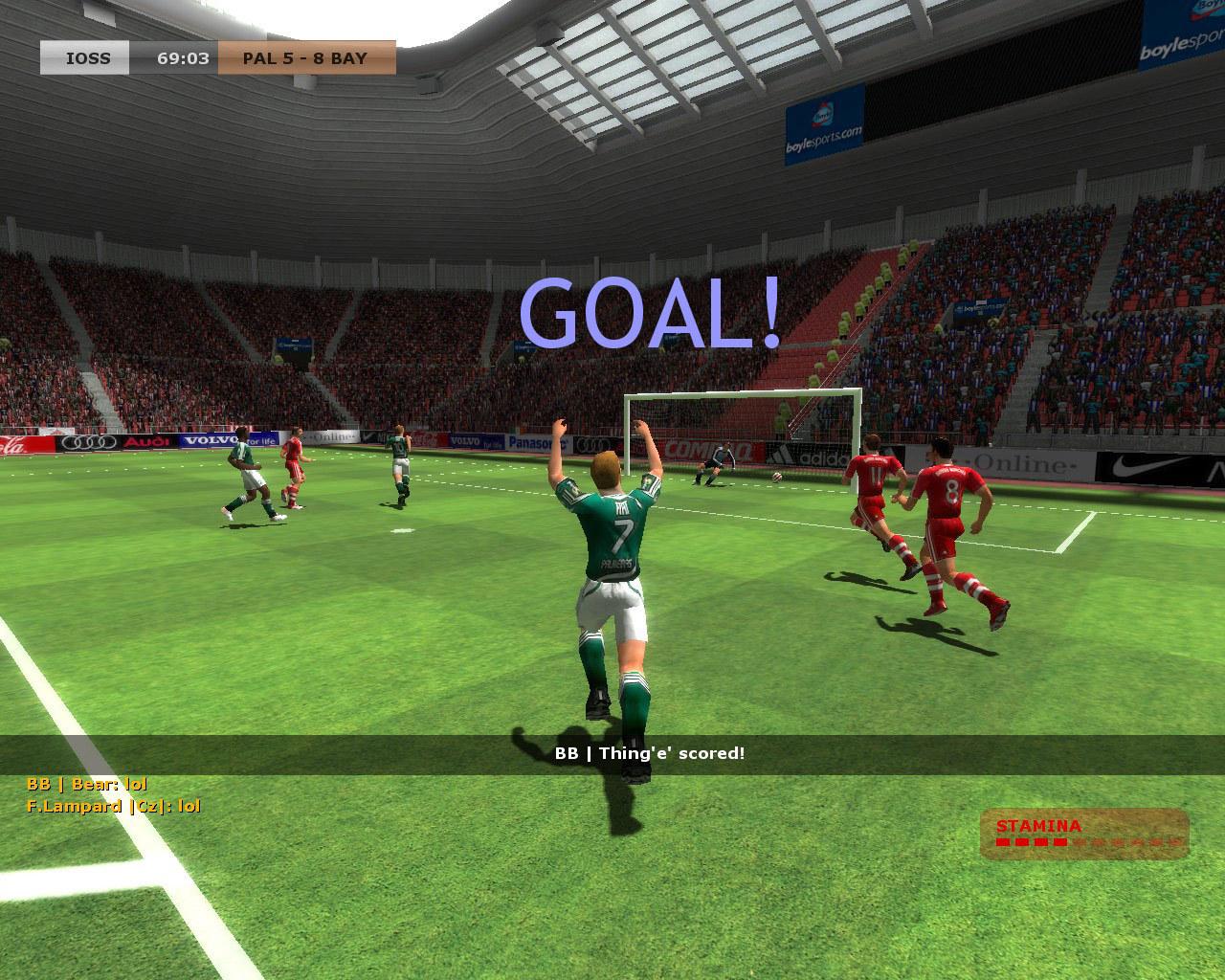 World Soccer Online Game