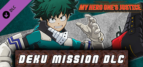 MY HERO ONES JUSTICE Mission: O.F.A Deku Shoot Style