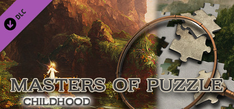 Masters of Puzzle - Childhood by Thomas Cole