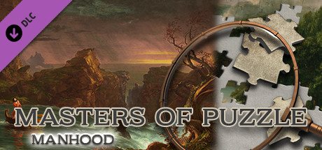 Masters of Puzzle - Manhood by Thomas Cole
