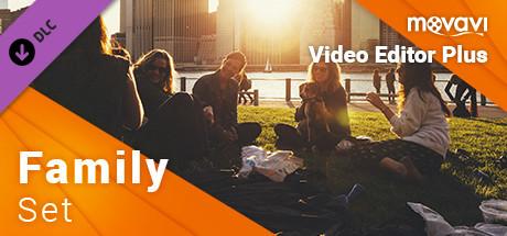 Купить Movavi Video Editor Plus - Family Set (DLC)