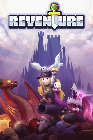 Reventure poster image on Steam Backlog