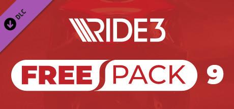 Купить RIDE 3 - Free Pack 9 (DLC)