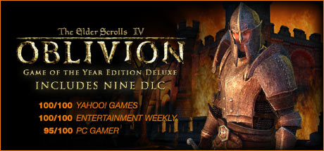 The Elder Scrolls IV: Oblivion® Game of the Year Edition Deluxe