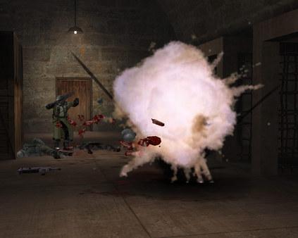 скриншот Return to Castle Wolfenstein 0
