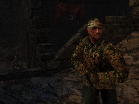 скриншот Return to Castle Wolfenstein 4