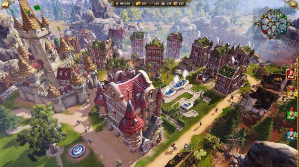 The Settlers 7: Paths to a Kingdom: Deluxe Gold Edition