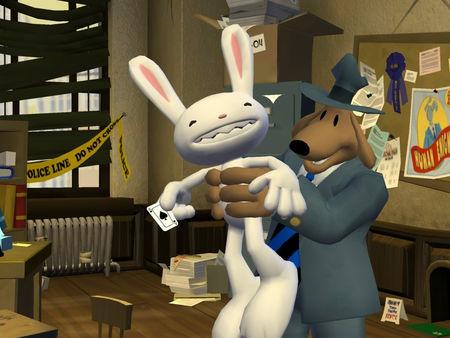 скриншот Sam & Max: Season One 5
