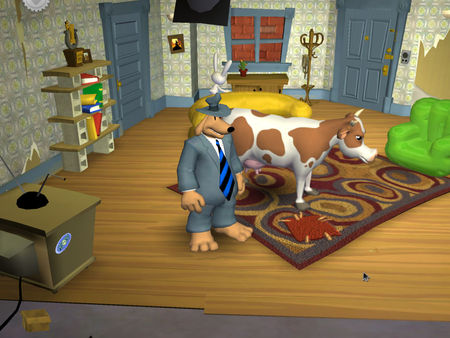 скриншот Sam & Max: Season One 3
