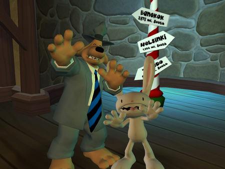 скриншот Sam & Max: Season Two 0