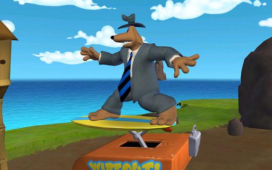 скриншот Sam & Max: Season Two 3