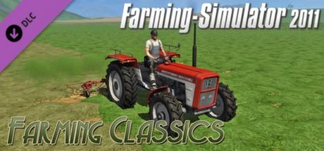 Купить Farming Simulator 2011 - Classics (DLC)