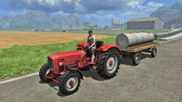 Farming Simulator 2011 - Classics (DLC)
