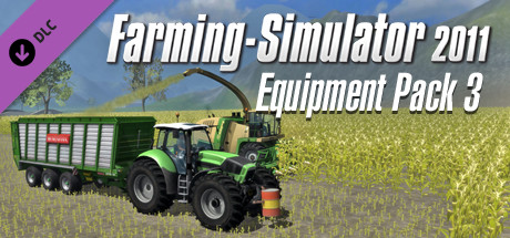 Купить Farming Simulator 2011 - Equipment Pack 3 (DLC)