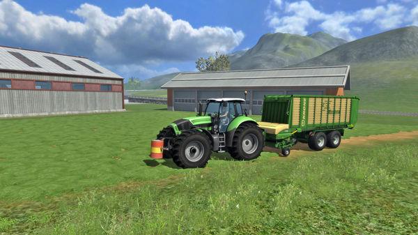Farming Simulator 2011 Equipment Pack 3 (DLC)