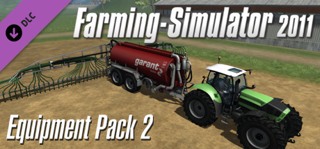 Купить Farming Simulator 2011 Equipment Pack 2 (DLC)